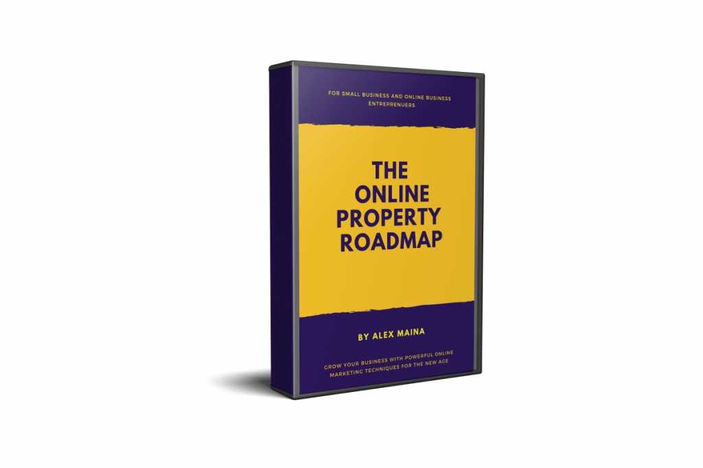 online property roadmap online training in kenya
